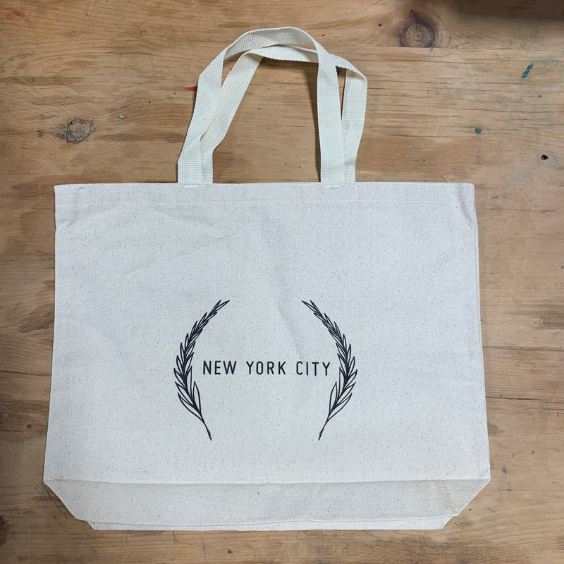 New York City Laurel Tote Bag