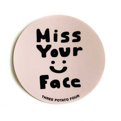 Sticker - Miss Your Face