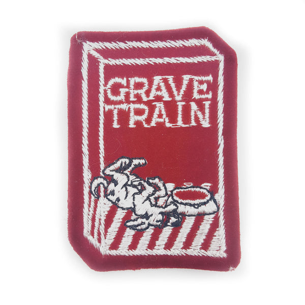 Grave Train Patch