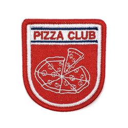 Secret Club Patch - Pizza Club