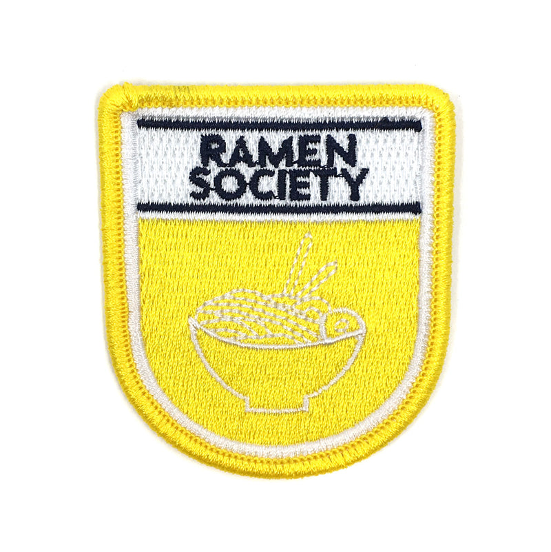 Secret Club Patch - Ramen Society