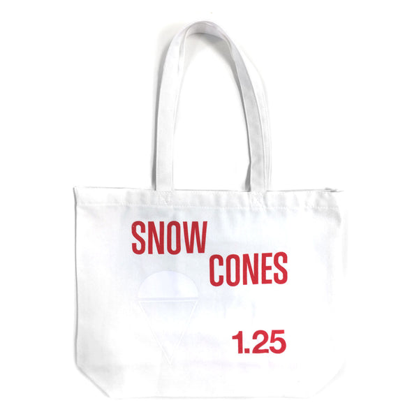 Tote Bag - Snow Cones
