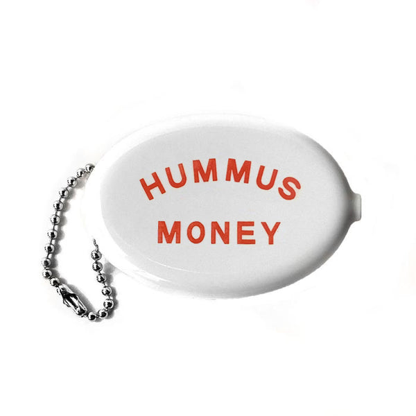 Coin Pouch - Hummus Money