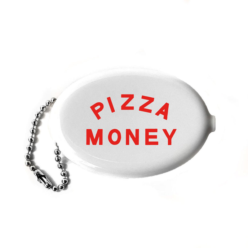 Coin Pouch - Pizza Money