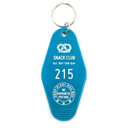 SNACK CLUB KEY TAG