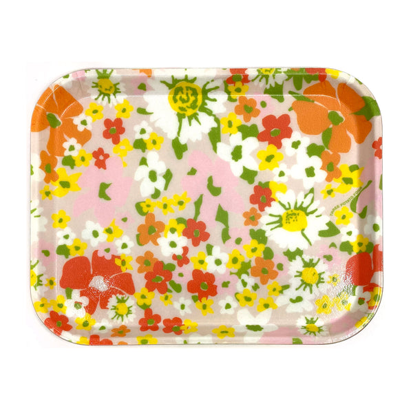 Wildflowers - Medium Tray