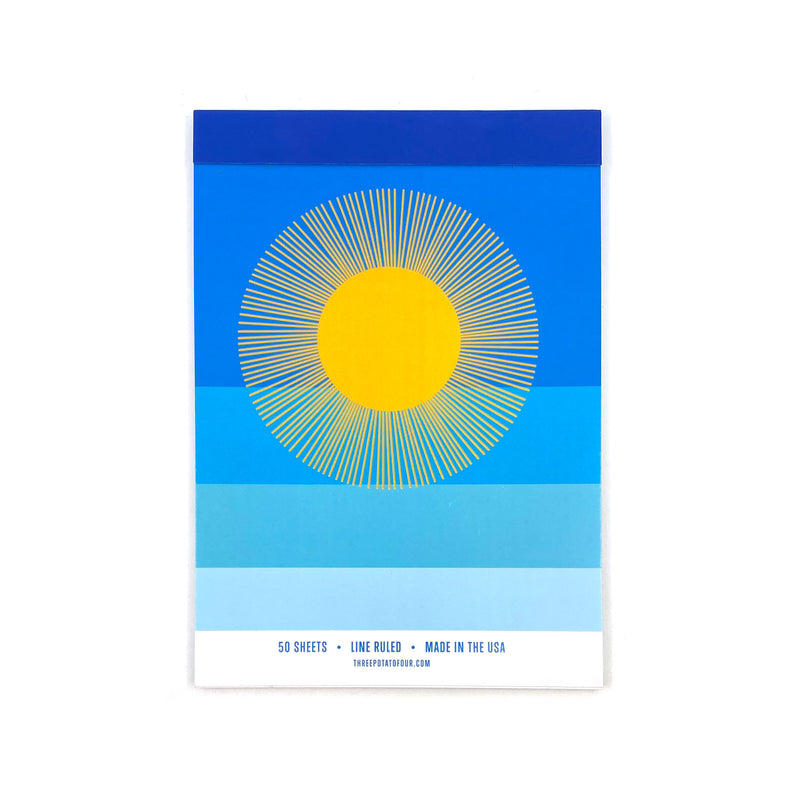 Tablet Notepad - Sun