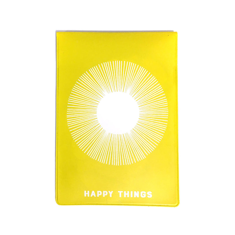 Pocket Sticker Set - Happy Things