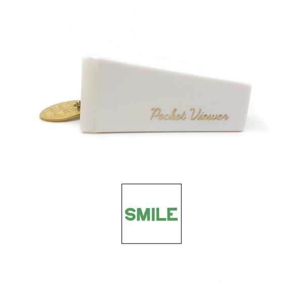 Pocket Viewer™ - No. 1 Smile