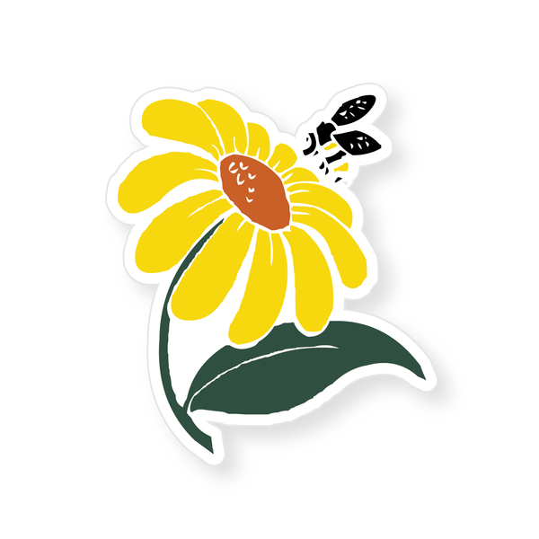 Sticker - Daisy
