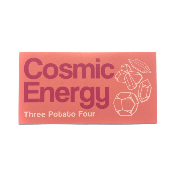 Sticker - Cosmic Energy Crystals