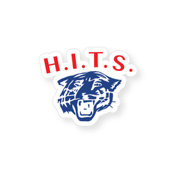 Sticker - H.I.T.S. Tiger