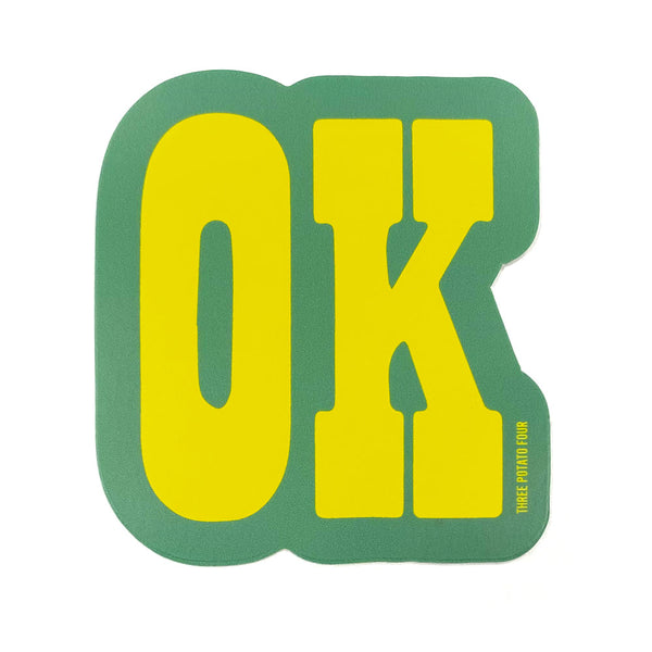 Sticker - OK
