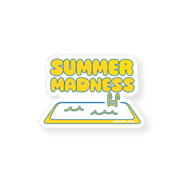 Sticker - Summer Madness
