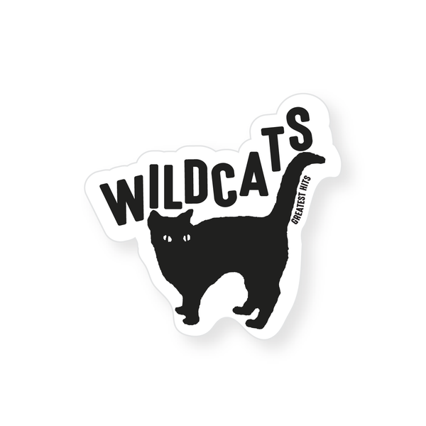 Sticker - Wildcats