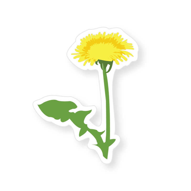 Sticker - Dandelion
