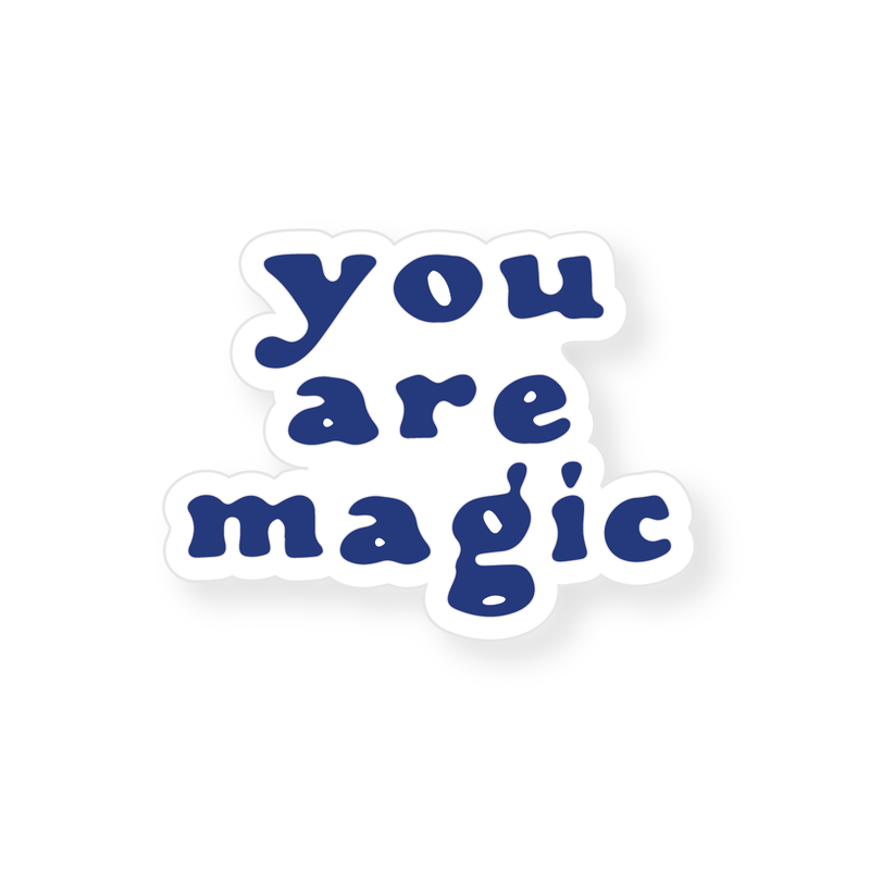 Sticker - You Are Magic
