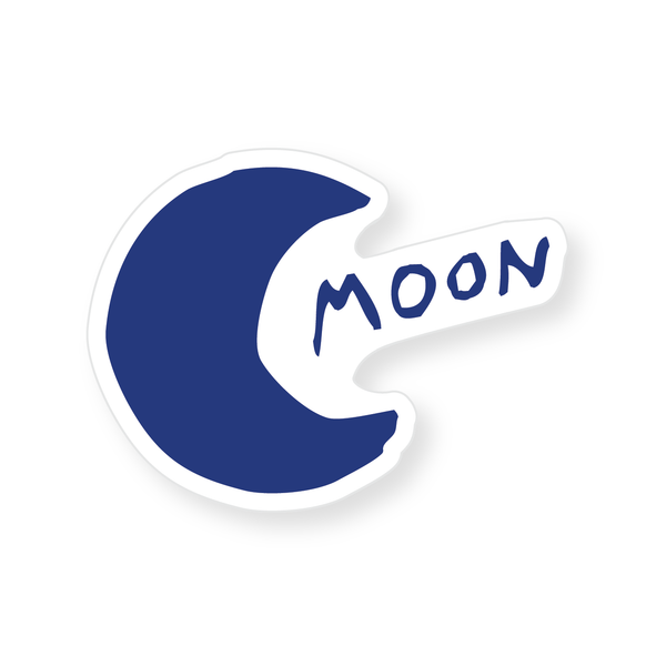Sticker - Crescent Moon