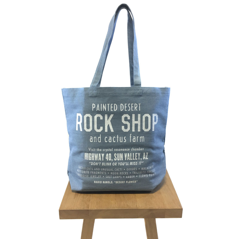 Tote Bag - Rock Shop