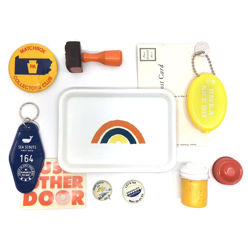 Rainbow - Small Trinket Tray