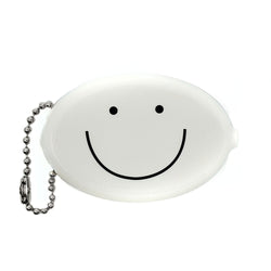 Smiley face coin pouch from three potato four