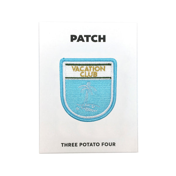 Secret Club Patch - Vacation Club