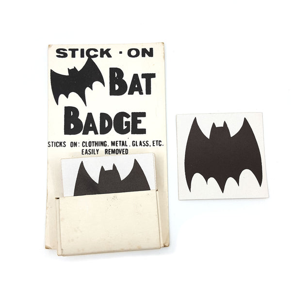 Batman Bat Badge