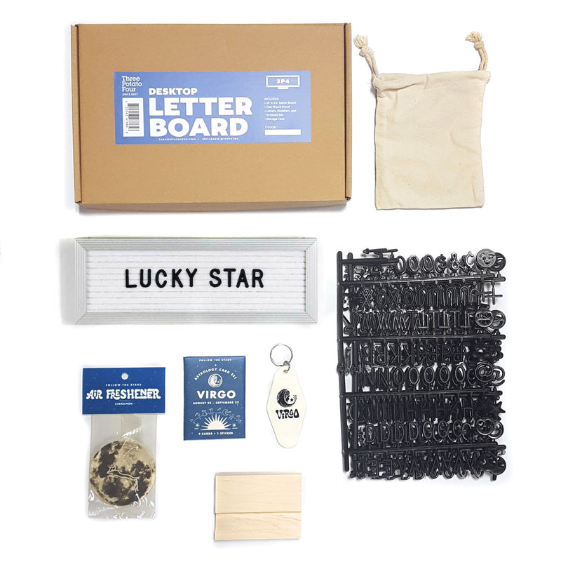 Astrology Gift Set - Lucky Star