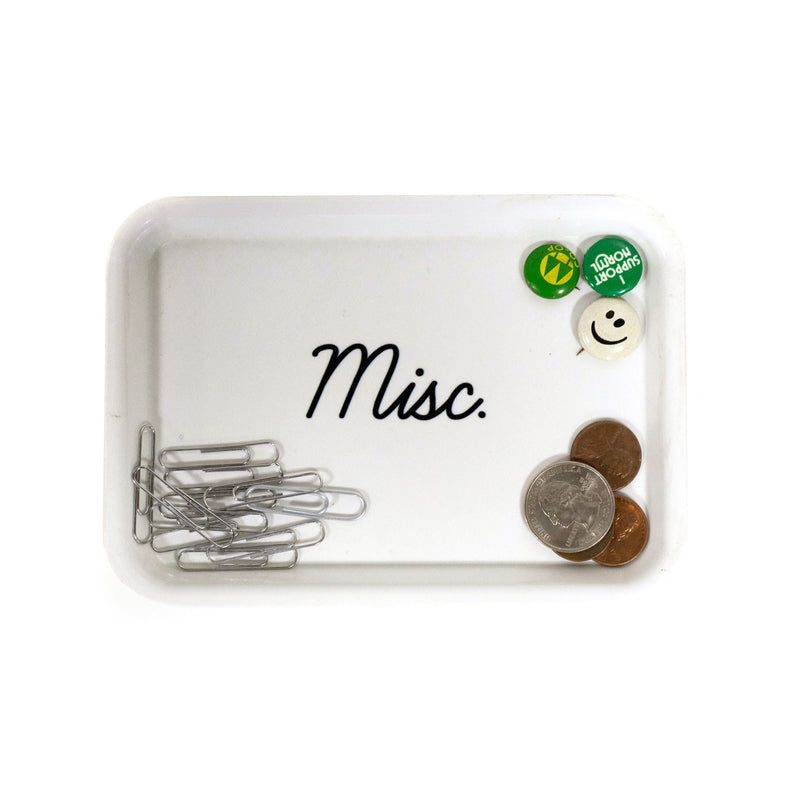 Misc. - Small Trinket Tray
