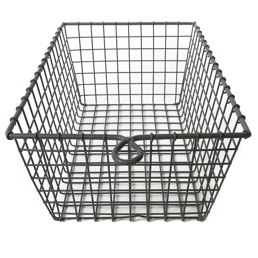 CLASSIC WIRE LOCKER BASKET