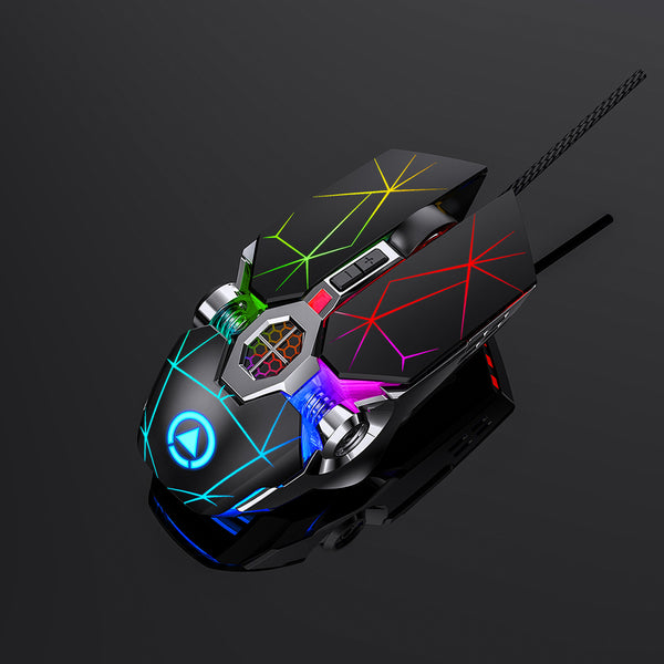Next Generation Gaming Mouse