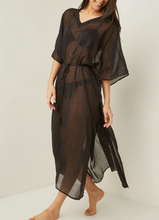 Afbeelding in Gallery-weergave laden, Barts Barts Kribi Kaftan Black - A Lovely Day IJmuiden