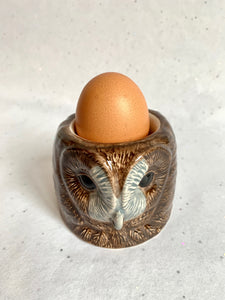 A Lovely Day Quail ceramics egg cup uil - A Lovely Day IJmuiden