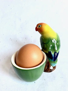 A Lovely Day Quail ceramics egg cup love bird - A Lovely Day IJmuiden