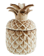 Afbeelding in Gallery-weergave laden, Madam Stoltz Madam Stoltz Pineapple Jar Met Deksel - A Lovely Day IJmuiden