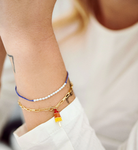 Afbeelding in Gallery-weergave laden, ANNA+NINA Anna+Nina rocket ship bracelet gold plated - A Lovely Day IJmuiden