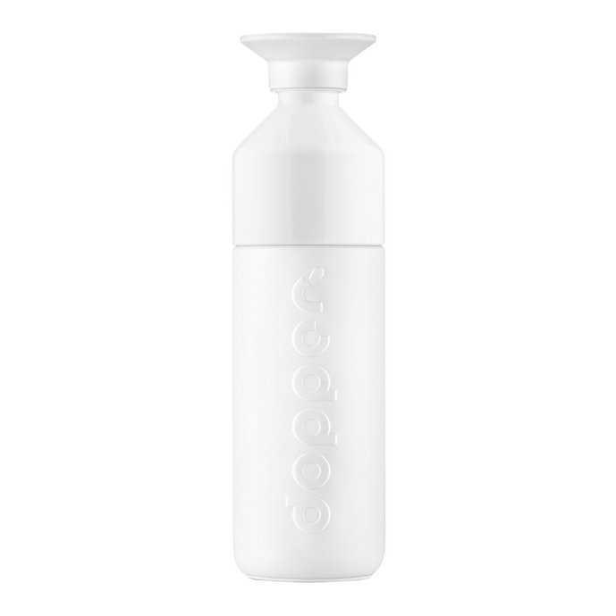 Dopper Dopper Insulated wavy white 580 ml. - A Lovely Day IJmuiden