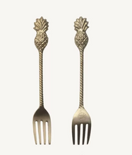 Afbeelding in Gallery-weergave laden, Doing Goods Pineapple Fork Set