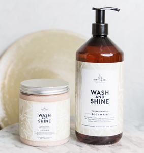The Gift Label Wash And Shine