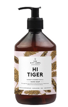 Afbeelding in Gallery-weergave laden, The Gift Label Hand soap Hi Tiger