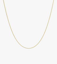 Afbeelding in Gallery-weergave laden, Wildthings Collectables Curb Chain Necklace Gold