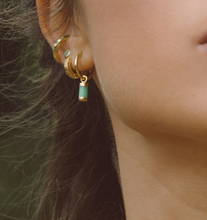 Afbeelding in Gallery-weergave laden, Wildthings Collectables Aqua Bay Drop Earring Gold