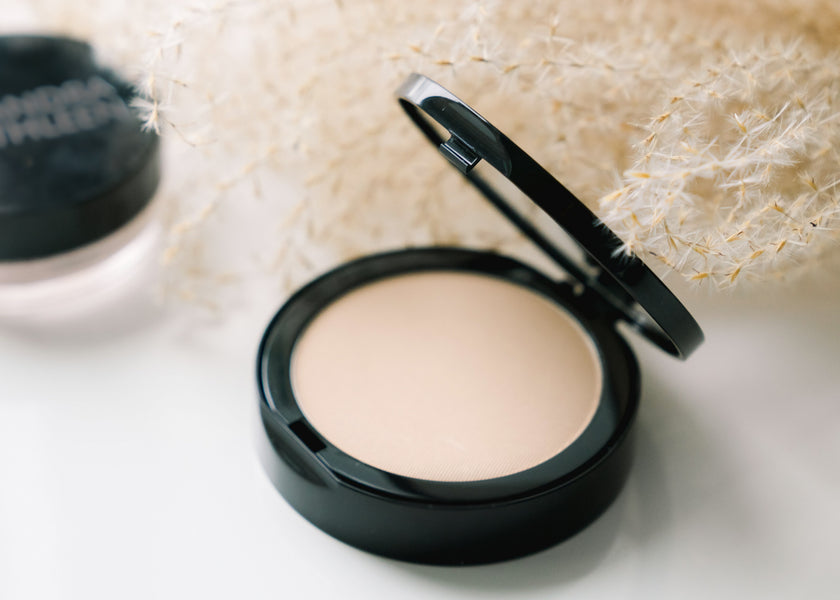 Benefits of Mineral Makeup