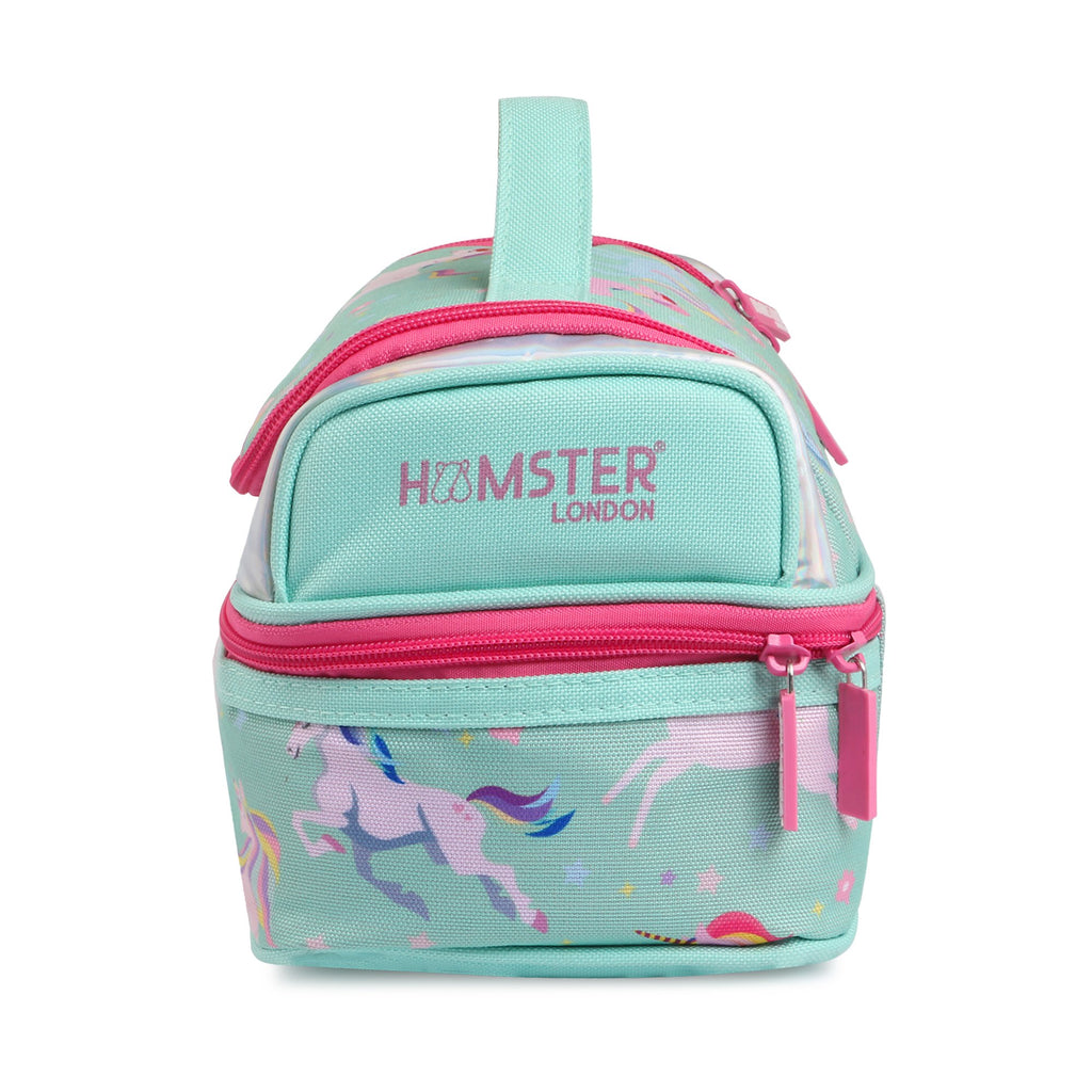 Unicorn Lunch Bag With 2 Tiffin