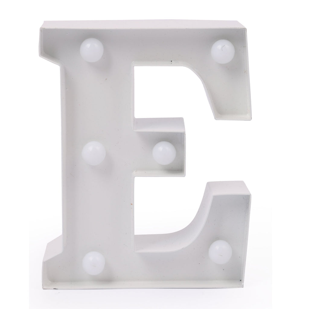 Alphabet LED Light (E)