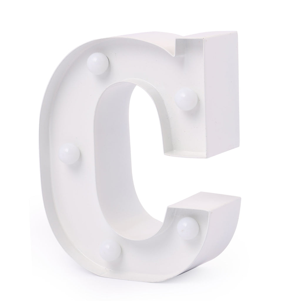 Alphabet LED Light (C)