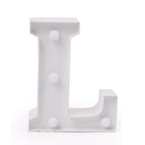 Alphabet LED Light (L)