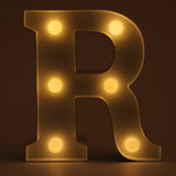 Alphabet LED Light (R)