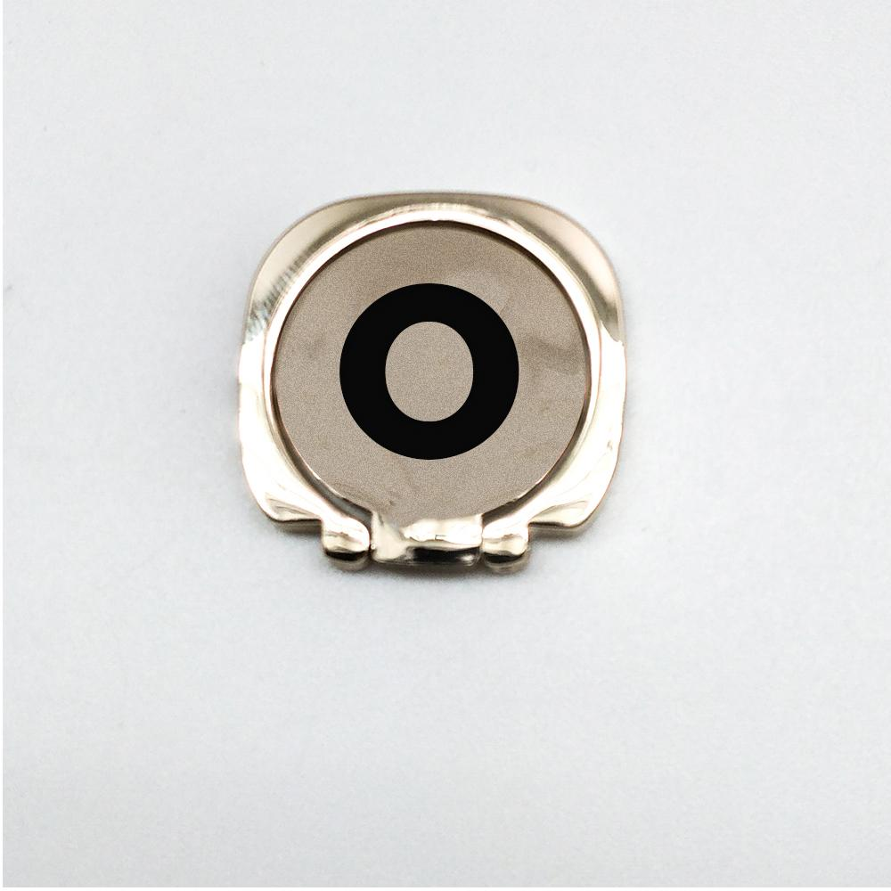 Alphabet Phone Ring (O)