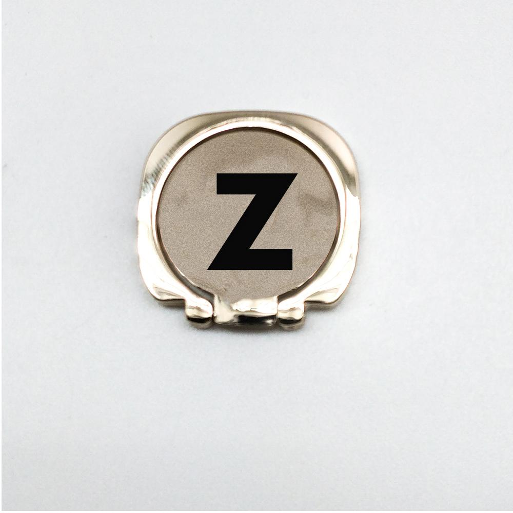 Alphabet Phone Ring (Z)